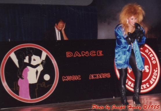 Rosie Gaines+Marc Duncan
