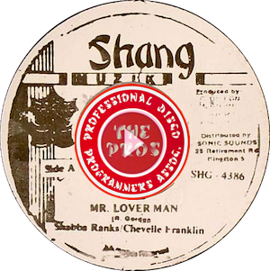 Mr. Lover Man 45Picture