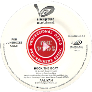 Rock The Boat 45Pic