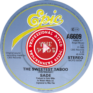 The Sweetest Taboo 45Picture