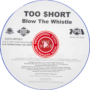 Blow The Whistle 45 Pic